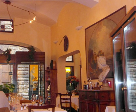 all'osteria di Giovanni